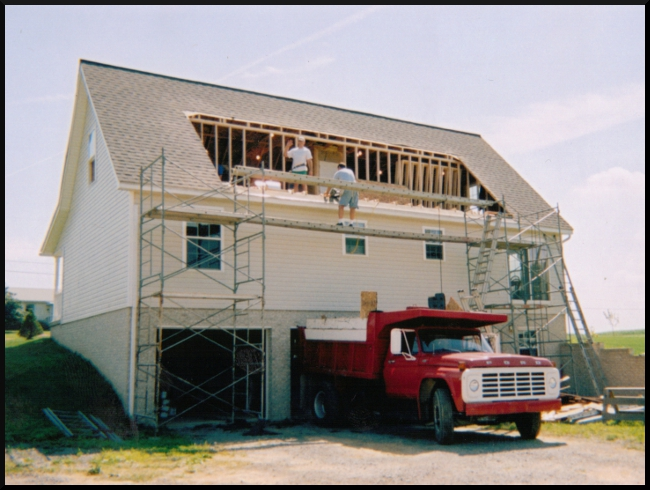 Mark pflug general contracting home additions for How to design a addition to your house